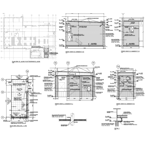 2D_Technische tekening